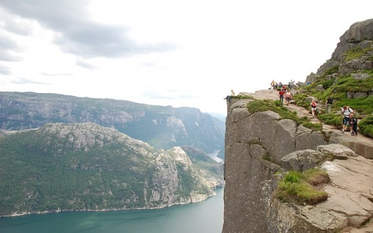 Preikestolen, Noruega - User: Andy McDandy | namasteviajes.com