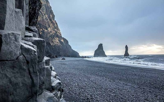 Reynisfjara, Islandia - sergejf, Creative Commons Attribution-Share Alike 2.0 Generic license | namasteviajes.com