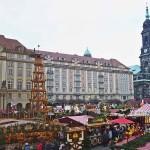 Striezelmarkt, Dresde (Alemania)  SchiDD, Creative Commons Attribution-Share Alike 4.0 International license