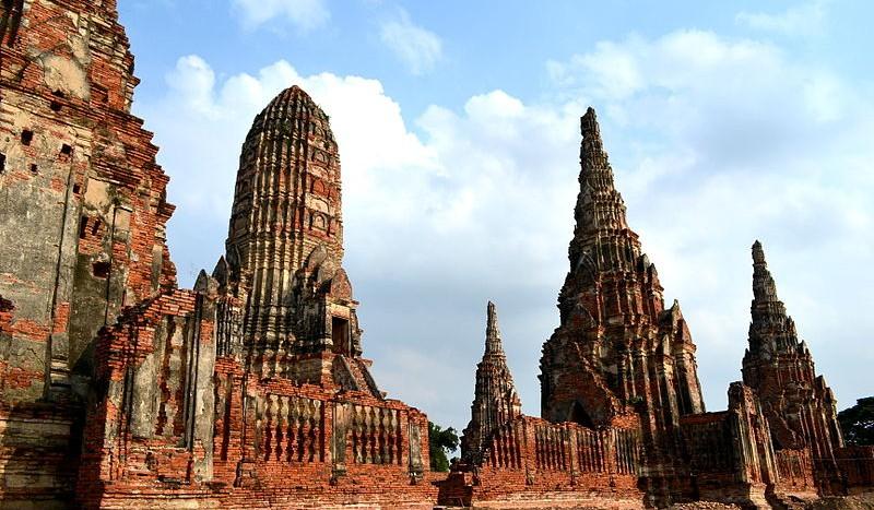 Ayutthaya, Tailandia - Alex Kovacheva, Creative Commons Attribution-Share Alike 4.0 International license | namasteviajes.com