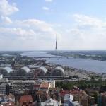 Riga, Letonia - Illya Kondratyuk, Creative Commons Attribution 2.0 Generic license   namasteviajes.com
