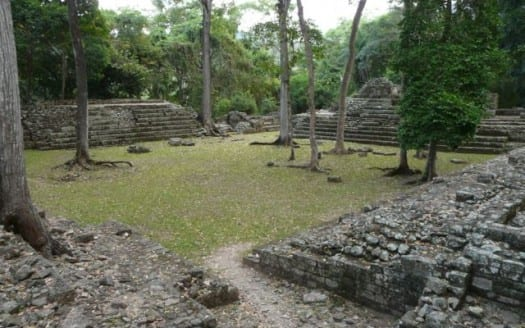 Copán, Guatemala - Xorge, Creative Commons Attribution-Share Alike 2.0 Generic license