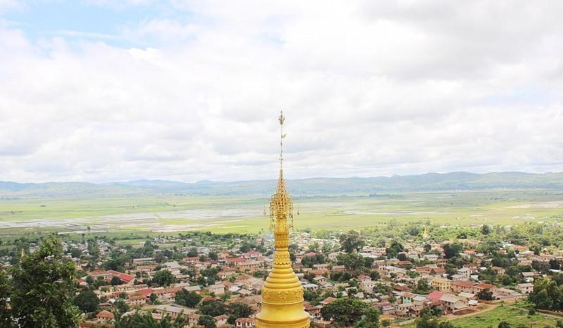 Heho, Myanmar - Khun Win Naung, Creative Commons Attribution-Share Alike 4.0 International license   namasteviajes.com