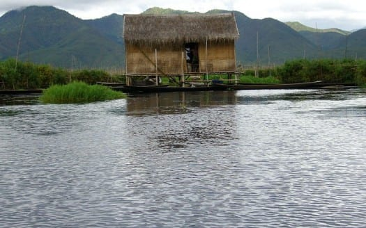Lago Inle, Myanmar - Creative Commons Attribution-Share Alike 4.0 International license | namasteviajes.com