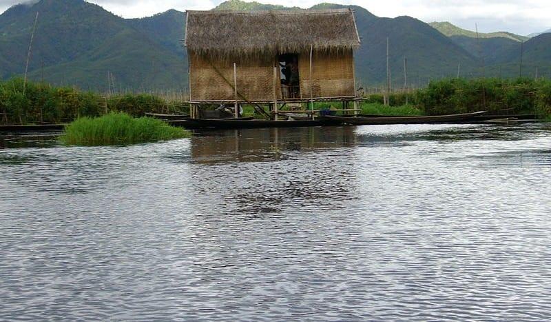Lago Inle, Myanmar - Creative Commons Attribution-Share Alike 4.0 International license | namasteviajes.com