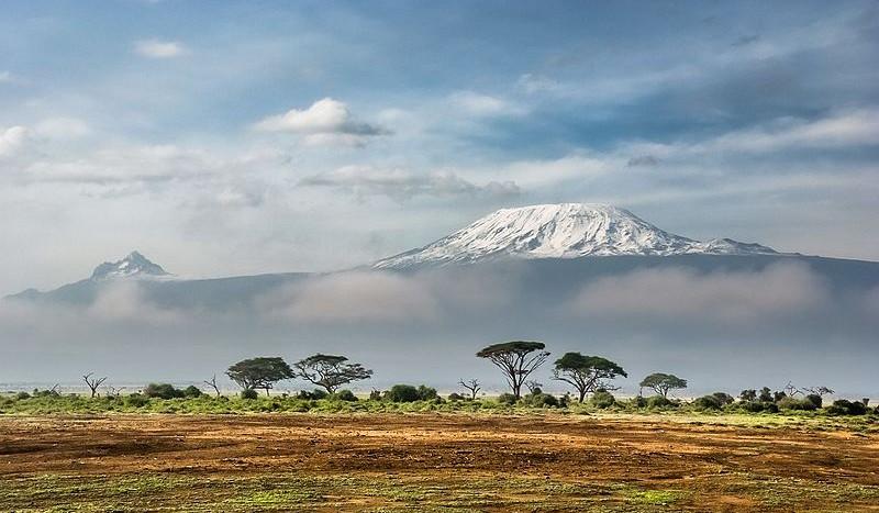 Parque Nacional de Amboseli, Kenia. © Sergey Pesterev / Wikimedia Commons / CC BY-SA 4.0 | namasteviajes.com