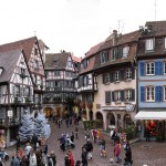 Colmar, Alsacia (Francia) - User: Gryffindor, Creative Commons Attribution-Share Alike 3.0 Unported license | namasteviajes.com