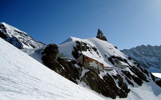 Jungfraujoch, Suiza - Jackph