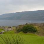 Ruinas del Castillo de Urquhart y Lago Ness, Escocia (Reino Unido) | namasteviajes.com