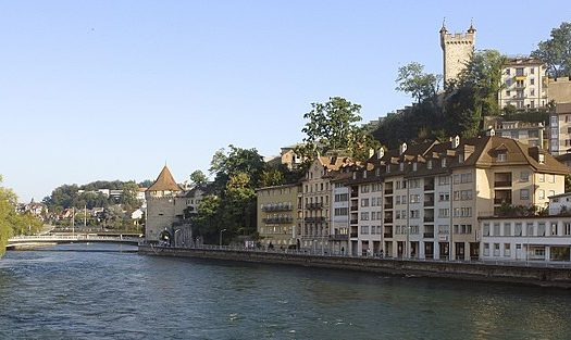 Lucerna, Suiza - Slav Yakounin, Creative Commons Atribution-Share Alike 4.0 International license | namasteviajes.coom