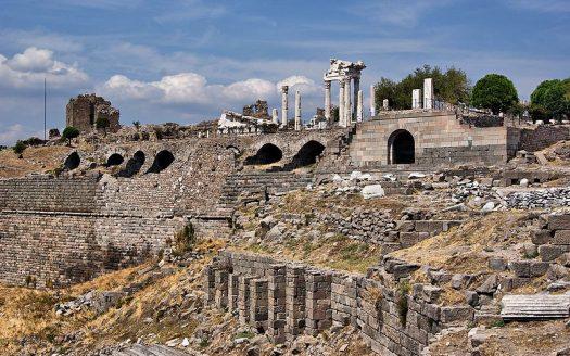 Pergamo, Turquía - HALUK COMERTEL | namasteviajes.coom