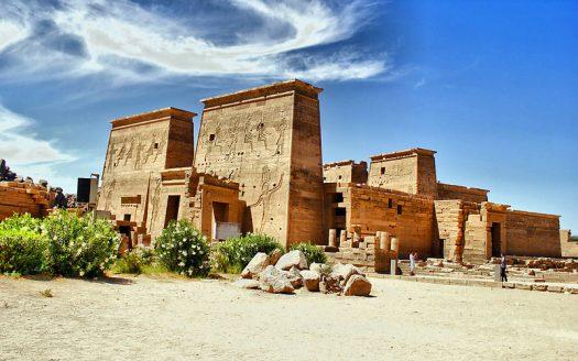 Templo de Filae, Aswan (Egipto) - M.ramadan2014 | namasteviajes.com