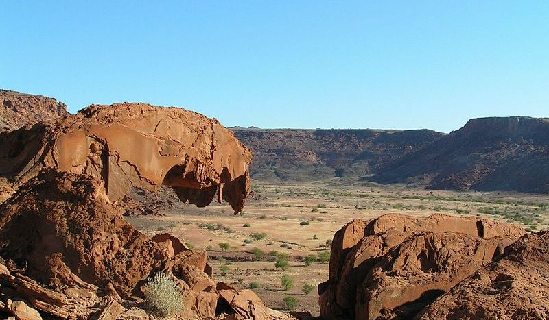 Twyfelfontein, Namibia - yaaaay, Creative Commons Attribution 2.0 Generic license | namasteviajes.com
