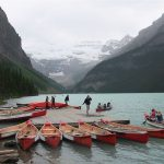 Lake Louise, Canadá - CC BY SA 2.0, see below, per license provided at Flickr | namasteviajes.com