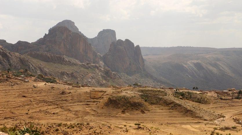 Senafe, Eritrea - Saliko, Creative Commons Attribution 3.0 Unported license. | namasteviajes.com