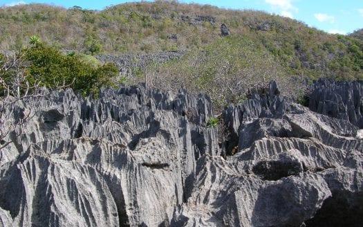 Tsingy de Ankarana, Madagascar - Stooof Creative Commons Attribution-Share Alike 3.0 Unported license.   namasteviajes.com