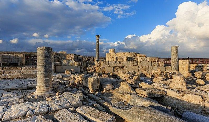 Curium, Chipre - A.Savin (Wikimedia Commons · WikiPhotoSpace) | namasteviajes.com