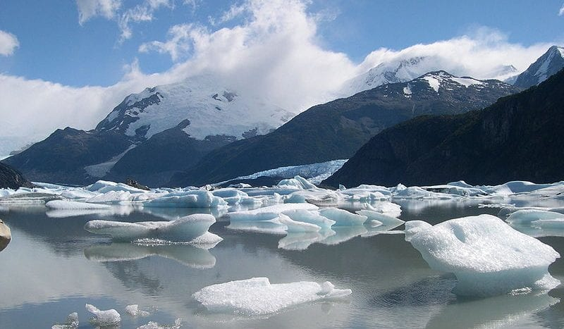 Glaciar Onelli, Argentina - Gorkaazk Creative Commons Attribution 3.0 Unported license. | namasteviajes.com