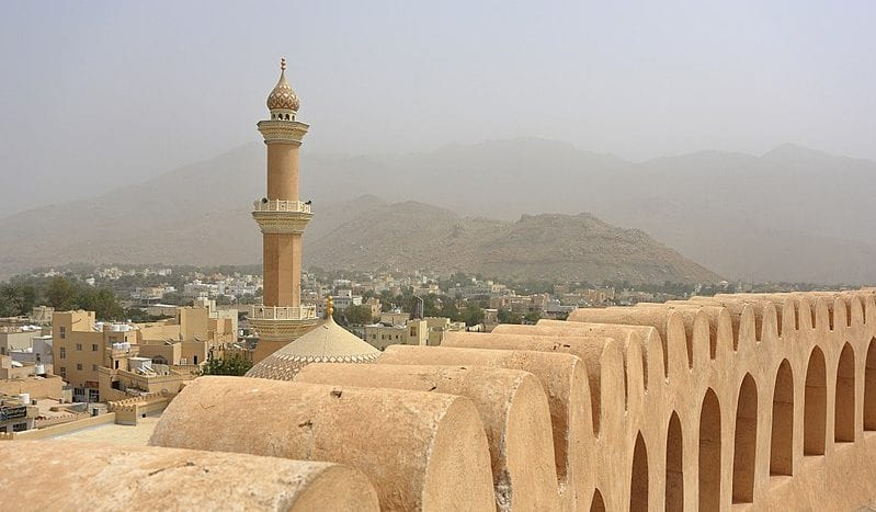 Nizwa, Oman - Martin Falbisner Creative Commons Attribution-Share Alike 4.0 International license. | namasteviajes.com