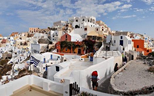 Santorini, Grecia - Mstsylav Chernov, Creative Commons Attribution-Share Alike 3.0 Unported license. | namasteviajes.com