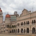 Sultan Abdul Samad, Kuala Lumpur (Malasia) - Photo: Marcin Konsek / Wikimedia Commons / CC BY-SA 4.0 | namasteviajes.com